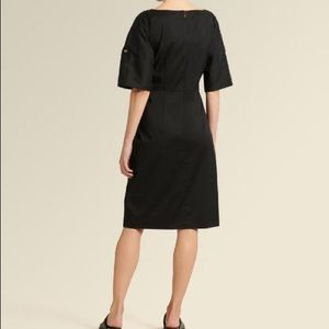 Donna Karan Dresses - DKNY tie front dress